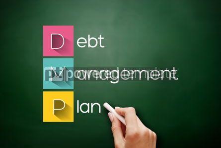 Business: DMP - Debt Management Plan acronym #17609