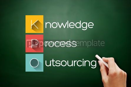 Business: KPO - Knowledge Process Outsourcing acronym #17627