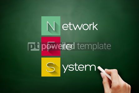 Business: NFS - Network File System acronym #17641