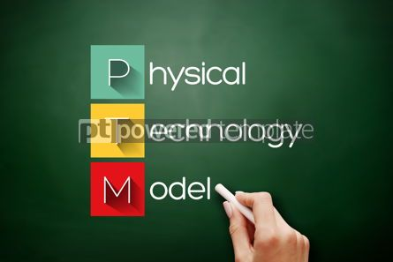 Business: PTM - Physical Technology Model acronym #17681
