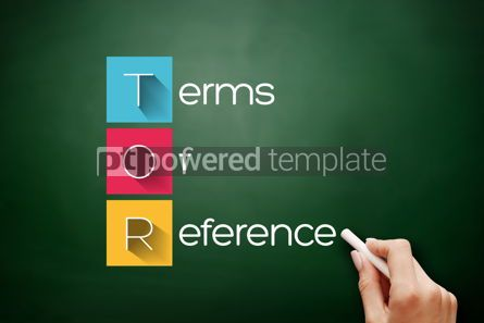Business: TOR - Terms of Reference acronym on blackboard #17686