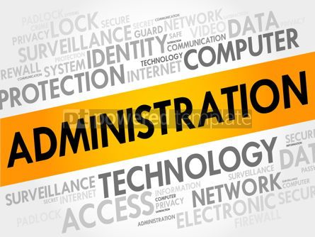 Business: ADMINISTRATION word cloud #17698