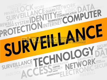 Business: Surveillance word cloud #17700