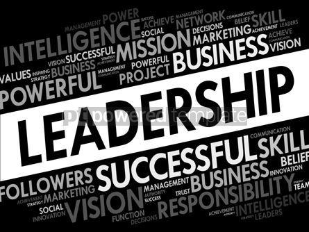 Business: Leadership Word Cloud #17704