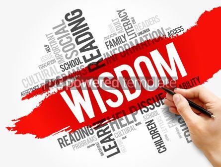 Business: Wisdom word cloud collage education concept #17736