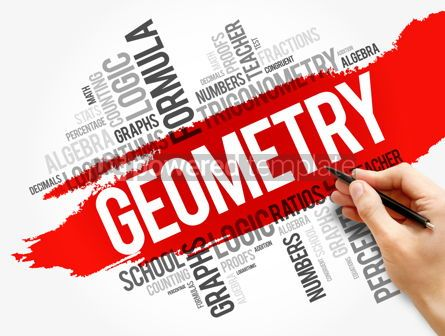 Business: Geometry word cloud collage education concept #17746