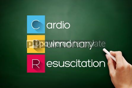 Business: CPR - Cardiopulmonary Resuscitation acronym #17871