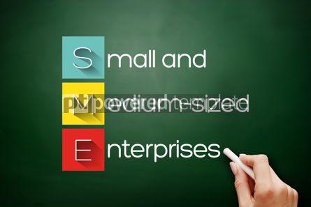 Business: SME - Small And Medium-sized Enterprises acronym #17872