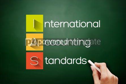 Business: IAS - International Accounting Standards acronym #17874
