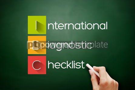 Business: IDC - International Diagnostic Checklist acronym #17876