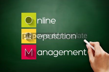 Business: ORM - Online Reputation Management acronym #17882