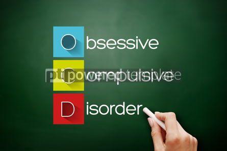 Business: OCD - Obsessive Compulsive Disorder acronym #17886