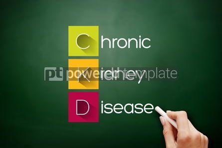 Business: CKD - Chronic Kidney Disease acronym concept #17889