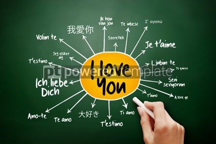 "Business: love words ""I love you"" in different languages #17902"