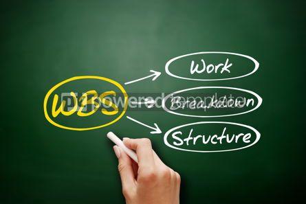 Business: WBS - Work Breakdown Structure acronym #17956