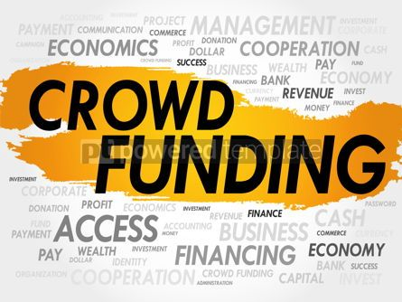Business: CROWD FUNDING word cloud #18022