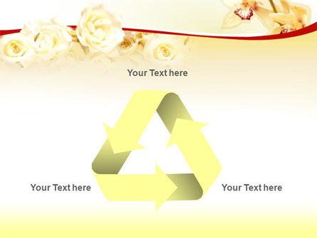 Flowers PowerPoint Template Slide 10