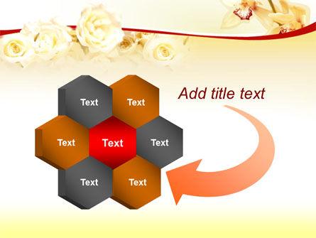 Flowers PowerPoint Template Slide 11