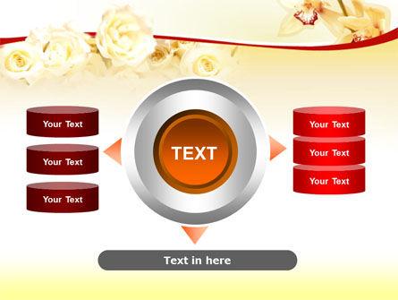 Flowers PowerPoint Template Slide 12