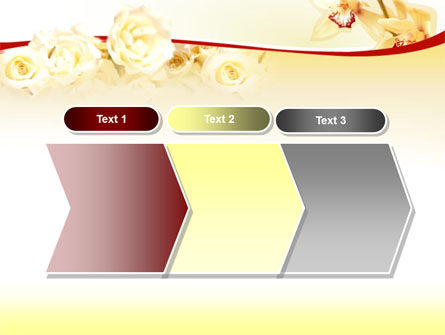 Flowers PowerPoint Template Slide 16