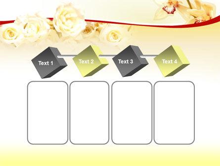 Flowers PowerPoint Template Slide 18