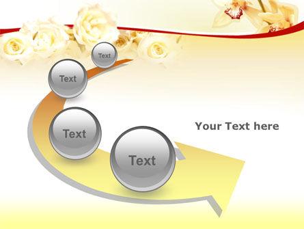Flowers PowerPoint Template Slide 6