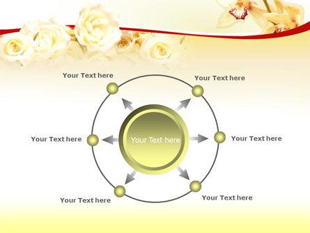 Flowers PowerPoint Template Slide 7