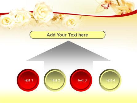 Flowers PowerPoint Template Slide 8