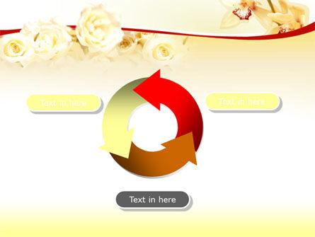 Flowers PowerPoint Template Slide 9