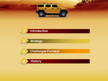 Safari PowerPoint Template, Slide 3, 00005, Nature & Environment — PoweredTemplate.com