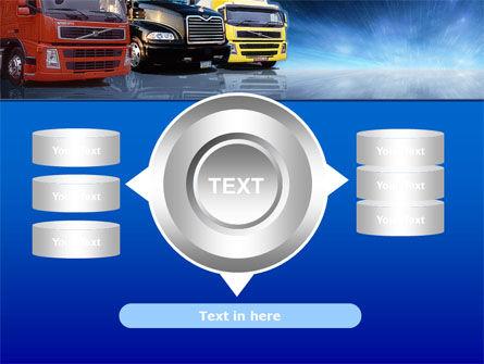 Logistics PowerPoint Template Slide 12