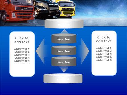 Logistics PowerPoint Template Slide 13