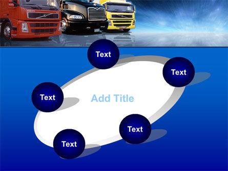 Logistics PowerPoint Template Slide 14