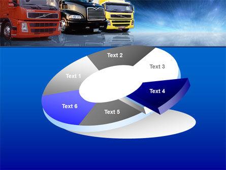 Logistics PowerPoint Template Slide 19