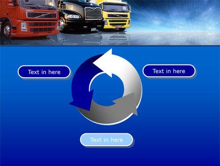 Logistics PowerPoint Template Slide 9