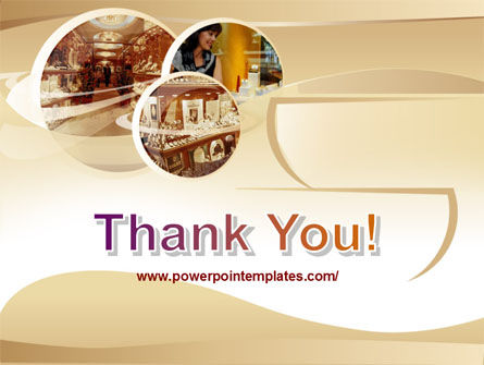 Jewelry Store PowerPoint Template Slide 20