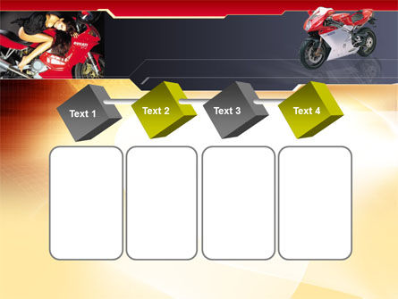 Motorcycle PowerPoint Template Slide 18