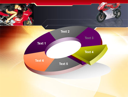 Motorcycle PowerPoint Template Slide 19