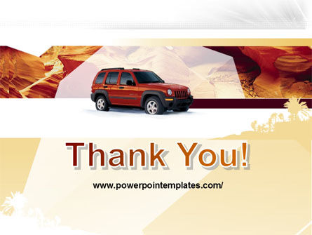 Canyon PowerPoint Template Slide 20
