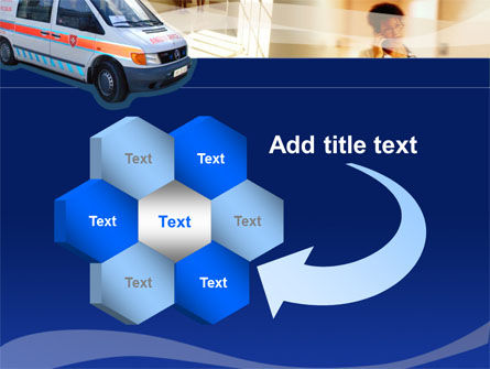 Ambulance PowerPoint Template Slide 11