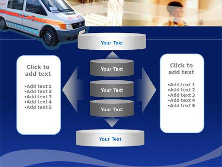 Ambulance PowerPoint Template Slide 13