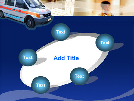 Ambulance PowerPoint Template Slide 14
