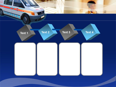 Ambulance PowerPoint Template Slide 18