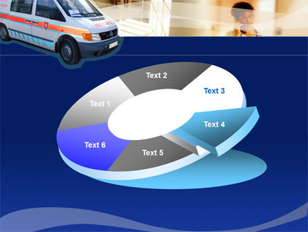 Ambulance PowerPoint Template Slide 19