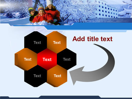 Free Winter PowerPoint Template Slide 11