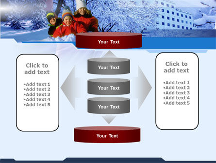 Winter Free PowerPoint Template Slide 13
