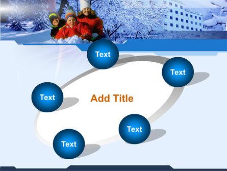 Winter Free PowerPoint Template Slide 14