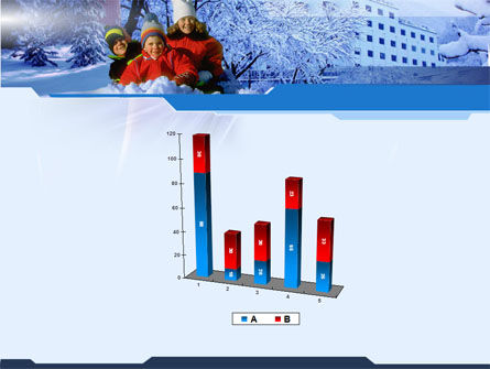 Winter Free PowerPoint Template Slide 17
