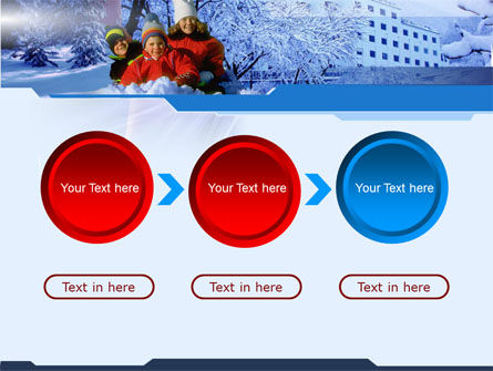 Winter Free PowerPoint Template Slide 5
