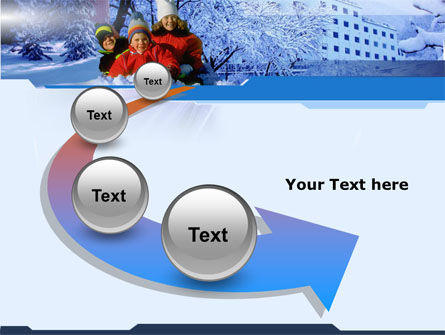 Winter Free PowerPoint Template Slide 6